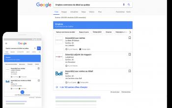 Optimiser les offres d'emploi pour Google For Jobs